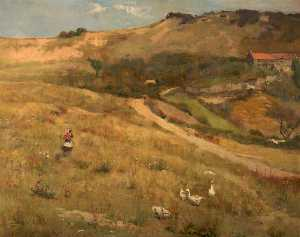 Frederick William Jackson - In Summer Time