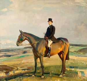 Alfred James Munnings - Raymond Greene, Dso, Mp, ..