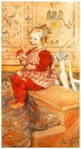 Carl Larsson - lisbeth