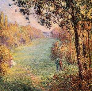 Henri Lebasque - autumn