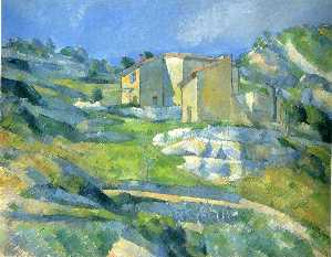 Paul Cezanne - untitled (2295)