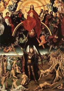 Hans Memling - Last judgment - last judg..