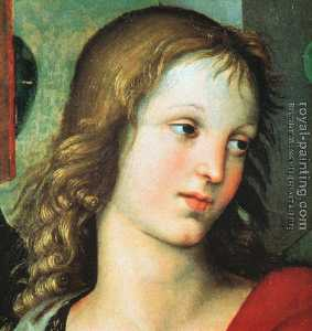 Raphael (Raffaello Sanzio Da Urbino) - d from the Saint Nicholas Altarpiece