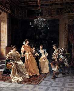 Vittorio Reggianini - An amusing song