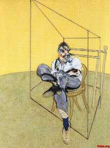Francis Bacon - Three Studies of Lucian F..