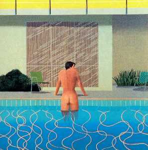 David Hockney - Untitled (951)