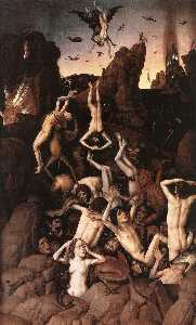 Dieric The Younger Bouts - Hell