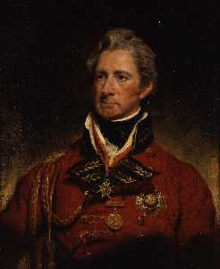 Martin Archer Shee - Sir Thomas Munro, 1st Bt
