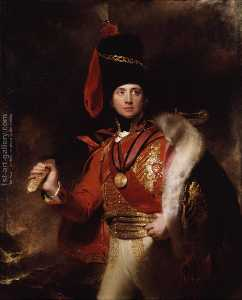 Thomas Lawrence - Charles William Vane Stew..