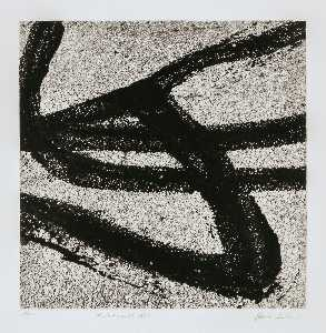 Aaron Siskind - Providence 68, 1986, from..