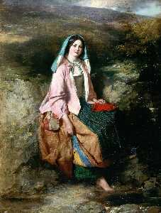 Thomas Faed - Highland Mary