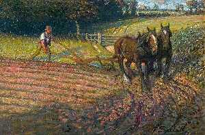 Joseph Syddall - The Plough