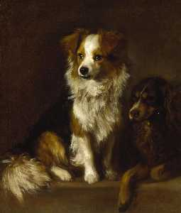 Thomas Gainsborough - Tristram and Fox