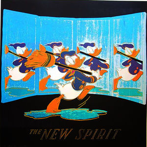 Andy Warhol - The New Spirit (donald Du..