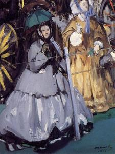 Edouard Manet - Women at the Races