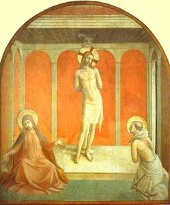 Fra Angelico - Flagellation