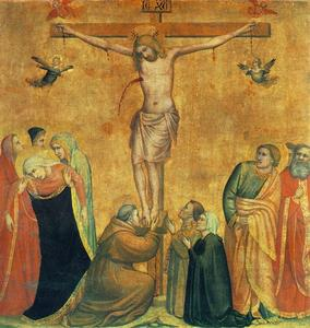 Giotto Di Bondone - Crucifix (Munich)