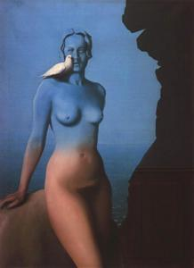 Rene Magritte - Black Magic