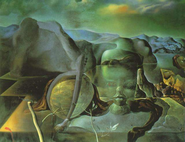 Order Painting Copy : The Endless Enigma, 1938, 1938 by Salvador Dali (1938-1989, Spain) | ArtsDot.com