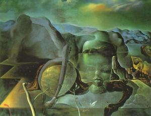 Salvador Dali - The Endless Enigma, 1938