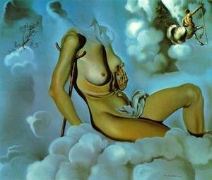 Salvador Dali - Honey is Sweeter than Blood, 1941