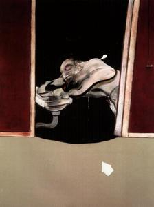 Francis Bacon - triptych, may - june, 197..