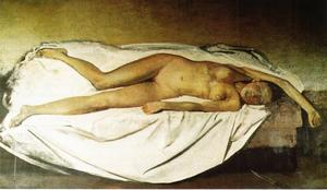 Balthus (Balthasar Klossowski) - The victim