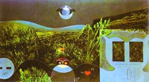 Max Ernst - The Phases of the Night