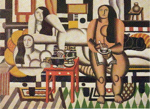 Fernand Leger - The Big Breakfast