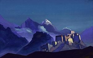 Nicholas Roerich - Star of the Morning