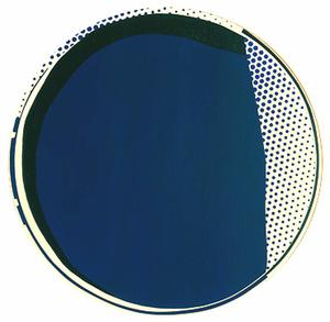 Roy Lichtenstein - Mirror # 7