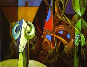 Max Ernst - Design in Nature