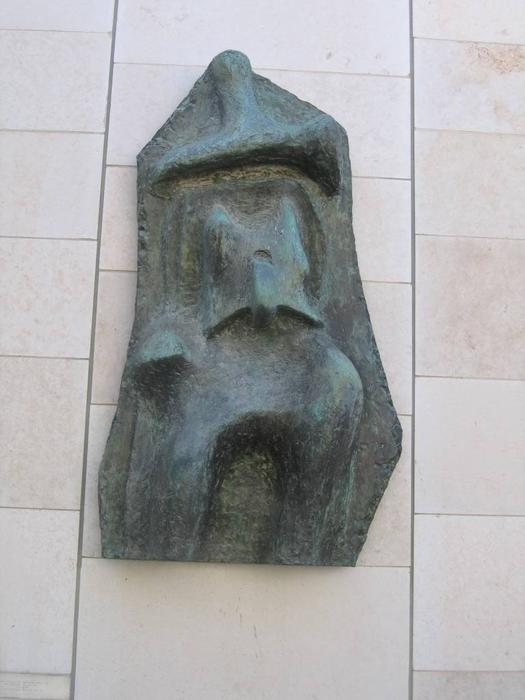 Relife 1 by Henry Moore (1898-1986, United Kingdom) | ArtsDot.com