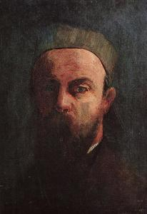 Odilon Redon - Self Portrait