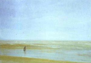 James Abbott Mcneill Whistler - Sea and Rain