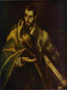 El Greco (Doménikos Theotokopoulos) - St. James the Greater