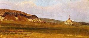 Albert Bierstadt - Chimney Rock