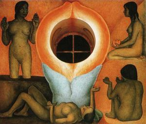Diego Rivera - Maturation