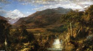 Frederic Edwin Church - The Heart of the Andes