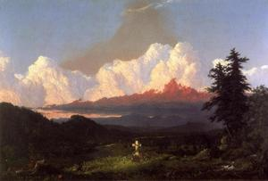 Frederic Edwin Church - To the Memory of Cole