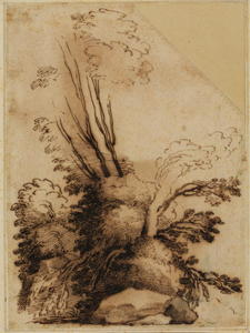 Guercino (Barbieri, Giovanni Francesco) - Tree