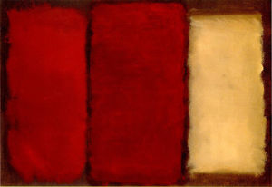 Mark Rothko (Marcus Rothk.. - Three