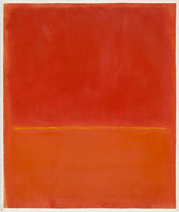 Mark Rothko (Marcus Rothk.. - Untitled 145