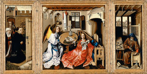@ Robert Campin (Master Of Flemalle) (83)