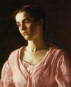 Thomas Eakins - Portrait of Maud Cook