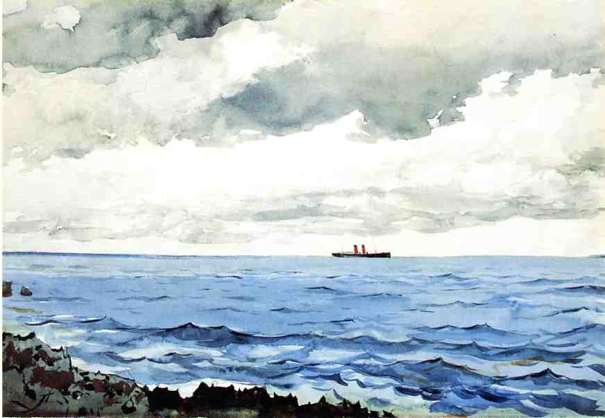 Order Art Reproductions | Bermuda by Winslow Homer (1836-1910, United States) | ArtsDot.com