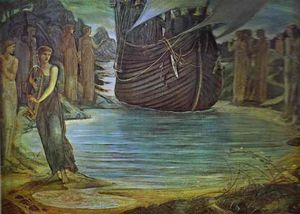 Edward Coley Burne-Jones - The Sirens