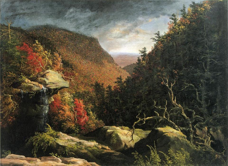 The Clove, Catskills, Oil On Canvas by Thomas Cole (1801-1848, United Kingdom)