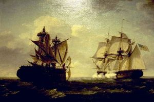 Thomas Birch - Engagement Between theUnited S..