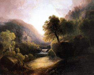 Thomas Doughty - River Landscape 1
